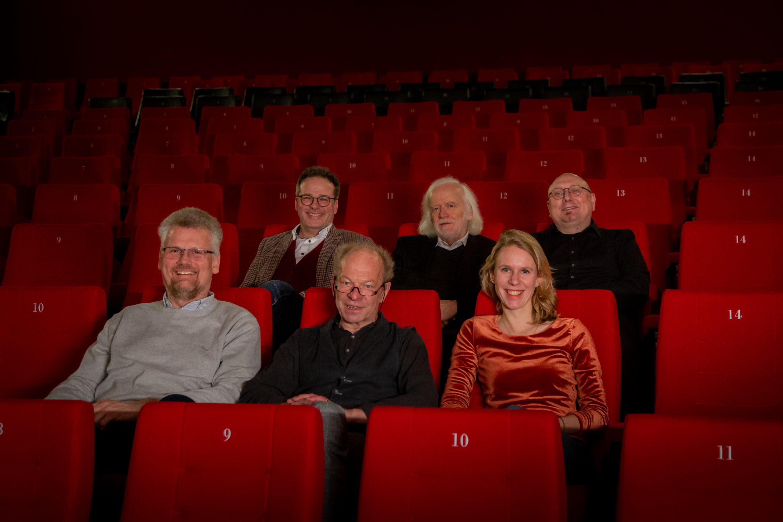 Das Team des 11. Kirchlichen Filmfestival